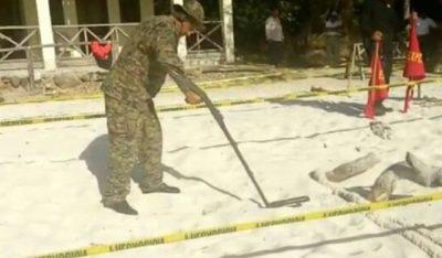 Isla Iguana已经找到四枚二次大战炸弹