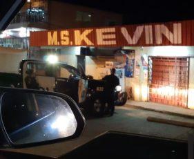 La Chorrera市伙食铺被三人抢劫  警方调查监控录像
