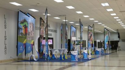 巴拿马设立17个旅游信息展示点 为朝圣者和旅客服务