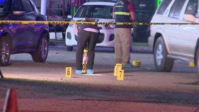 Condado del Rey区一餐馆发生枪战致两死一伤
