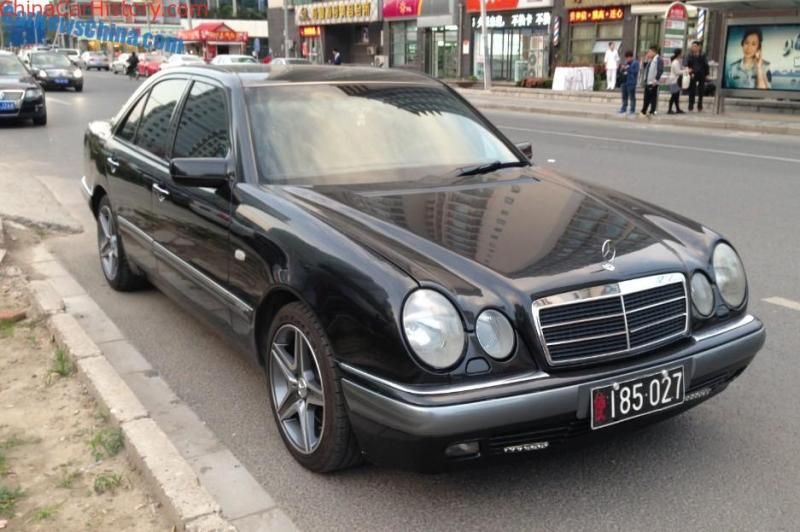 The First Geely Was A Fake Mercedes-Benz E-Class Based On A