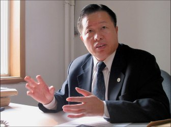 Lawyer Gao Zhisheng (高智晟)