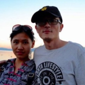 Lu Yuyu and Li Tingyu.
