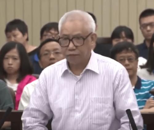 Hu Shigen show trial. Final statement: https://www.youtube.com/watch?v=S920f3k8kmw