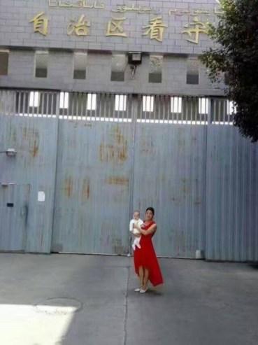 zhang-haitao_wife-and-baby