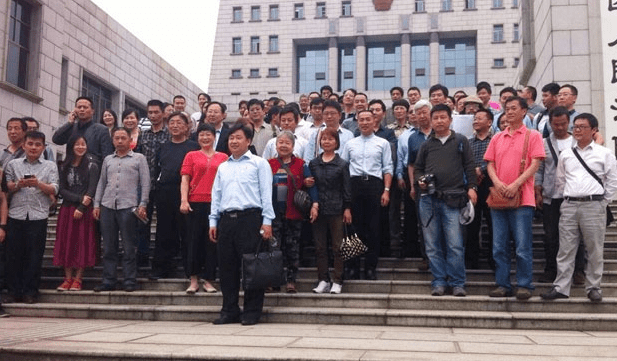 Xie Yang 告长沙司法局