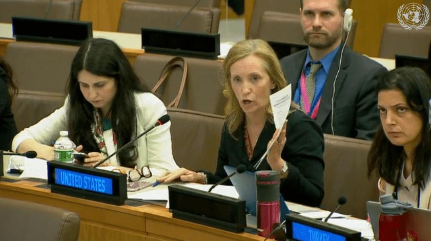 UN NGO Isa 2 US Kelly