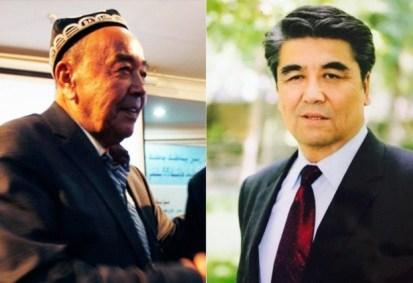 sign series 1, uighur professors
