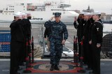 US Admiral Takes Tough Stance on China