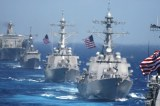 U.S. Makes Most Defiant Drill Yet in South China Sea
