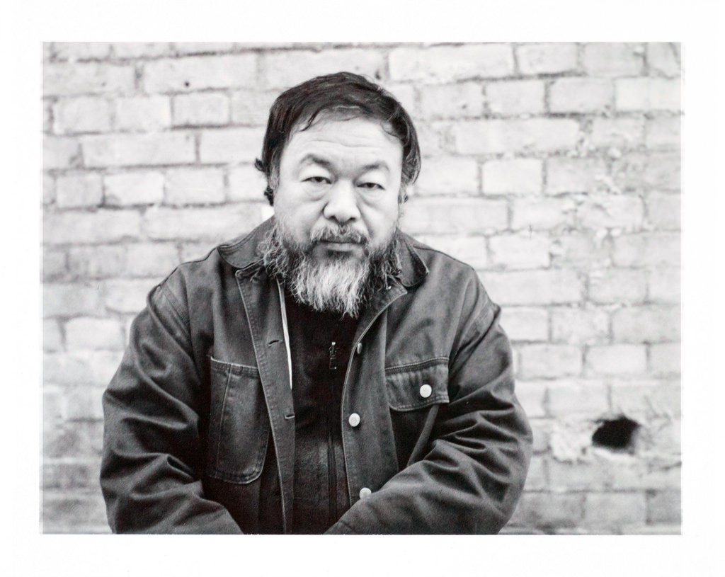 Ai Weiwei on art, exile and refugee film 'Human Flow'