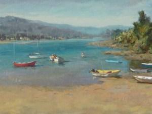 Pinturas de Rao Jinzhong