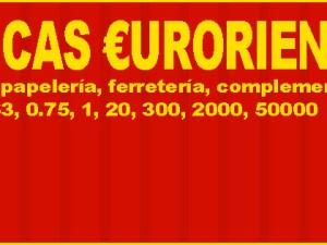 Crónicas €urorientales