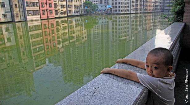Could poor planning turn China's city centers into slums?