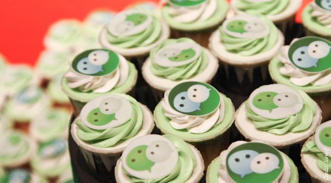 Tencent cupcakes logo