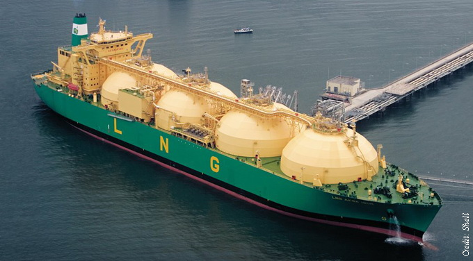 Northern officials high on natural gas