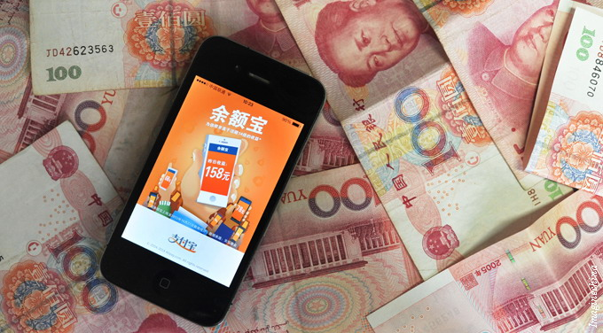 The state fights back in China's online banking war