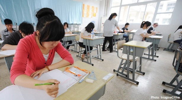 How China's college entrance exam keeps students too busy to ask questions