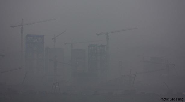 Q&A: Jost Wübbeke on the economic challenges to China's hazy climate change goals