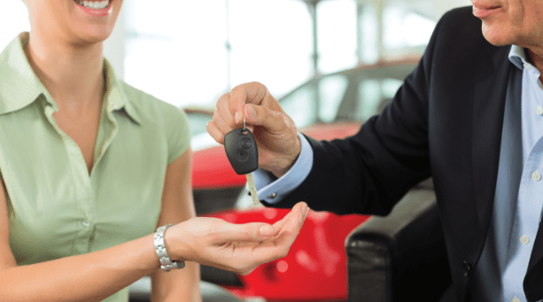 Auto finance changes gear