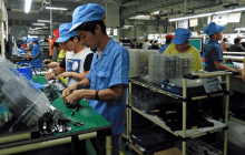 Chinese manufacturing remains stable in April, but hints of slowing demand
