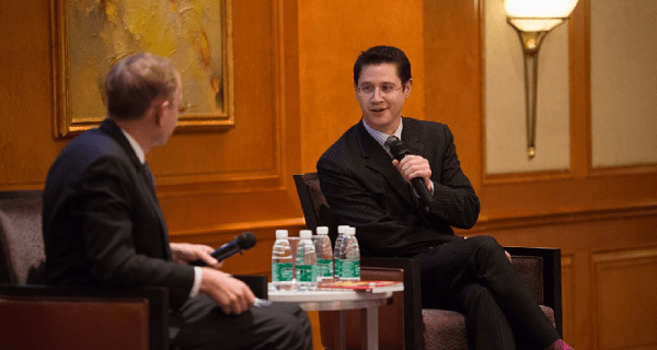 Shaun Rein talks trade, Trump and why business is getting more political in China