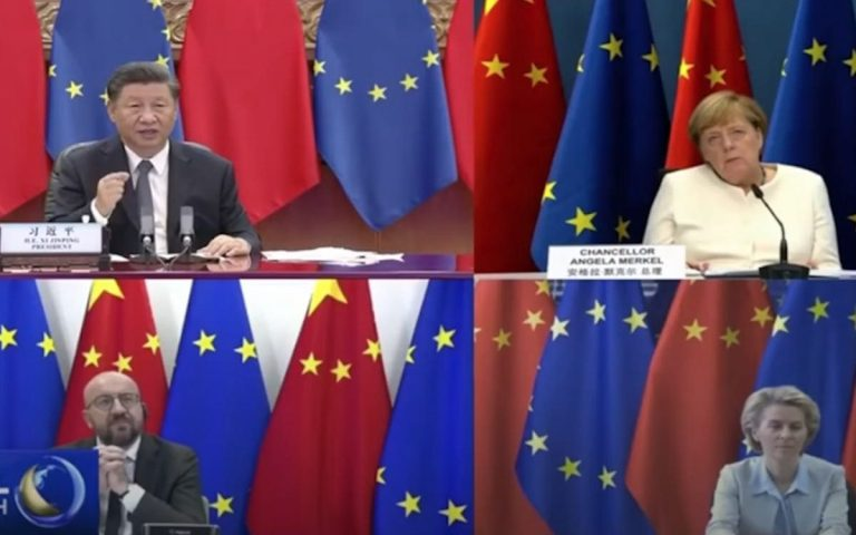 EU trade body sick of China's doublespeak as patience runs out