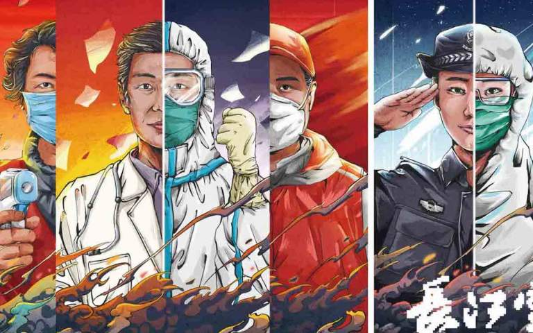 For whom the warning system tolls after China's virus crisis