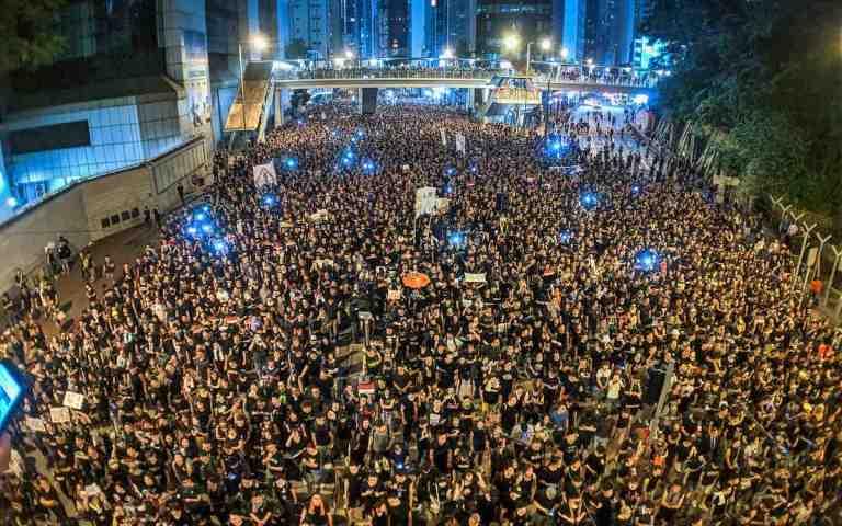 Beijing to ban democrats from running in Hong Kong elections