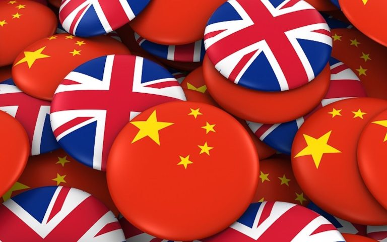 Rewards and risks as the UK deepens R&D ties with China