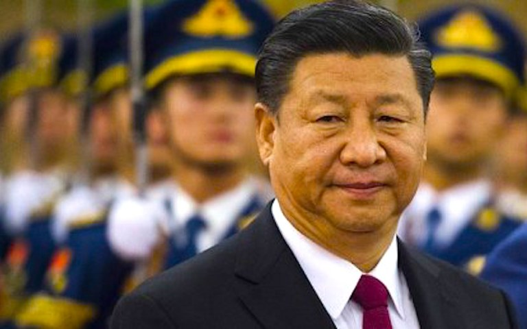 China spins a web of deceit with alternative news