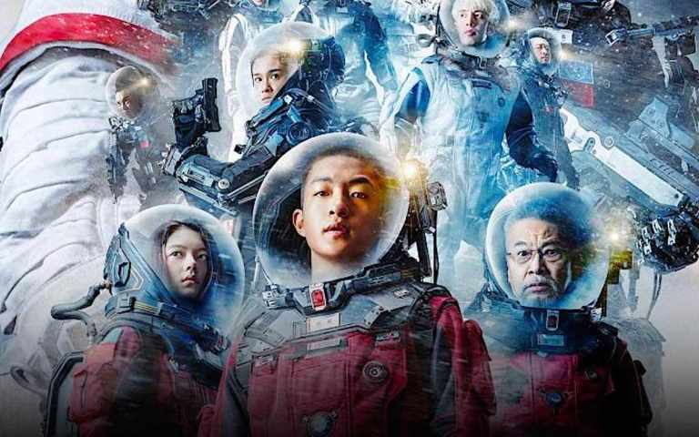 China's using mythology and sci-fi to sell space race