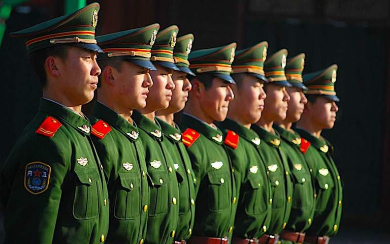 Old alliances and new challenges from China
