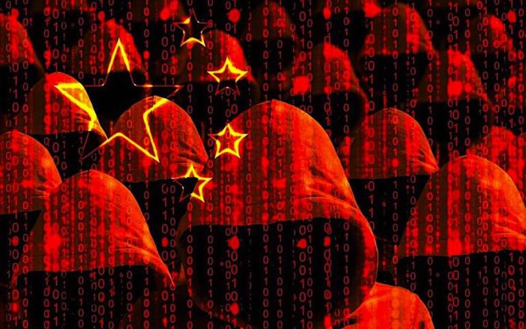 Fake networks and China's online smear campaign