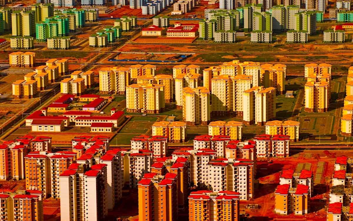 China's 'ghost towns' and when boom turns to bust