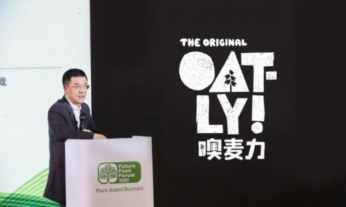 Enter more than 10000 coffee shops, or consider building factories in China! We had a chat with the top management of oatly milk