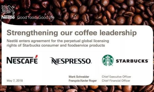 After Nestle's acquisition, will Starbucks become a bigger coffee brand than Nespresso?