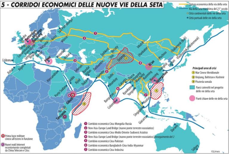 China Geopolitics – China Geopolitics