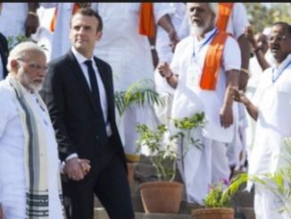 Macron-en-Inde