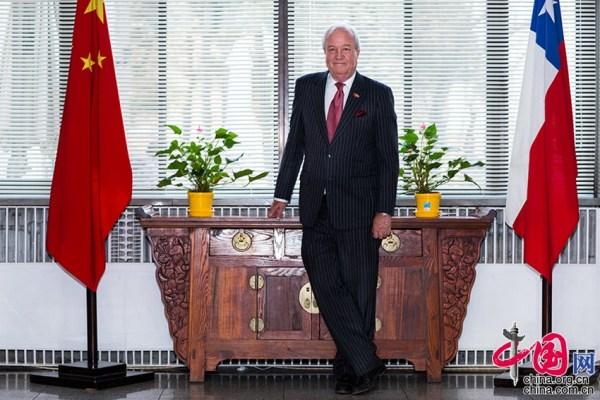 Embajador de Chile: Lo más importante es la transición de la economía china2