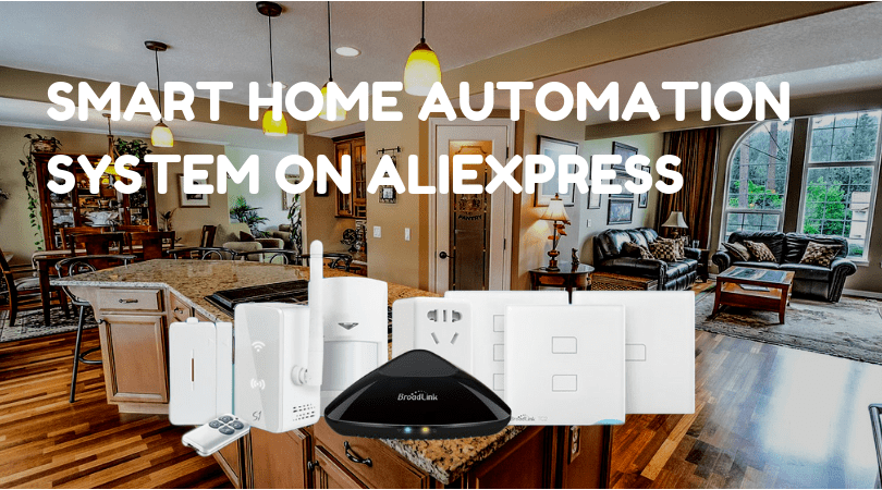 smart home automation system on aliexpress
