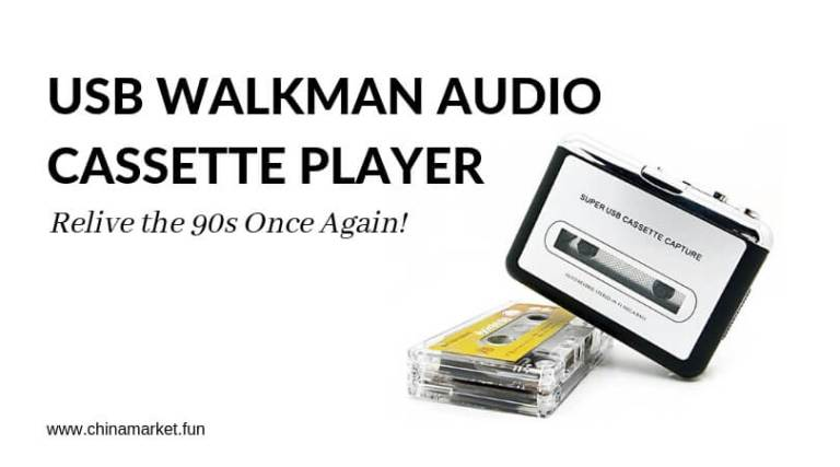 USB WALKMAN AUDIO CASSETTE PLAYER