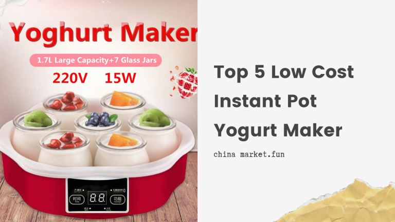 Top-5-Low-Cost-Instant-Pot-Yogurt-Maker
