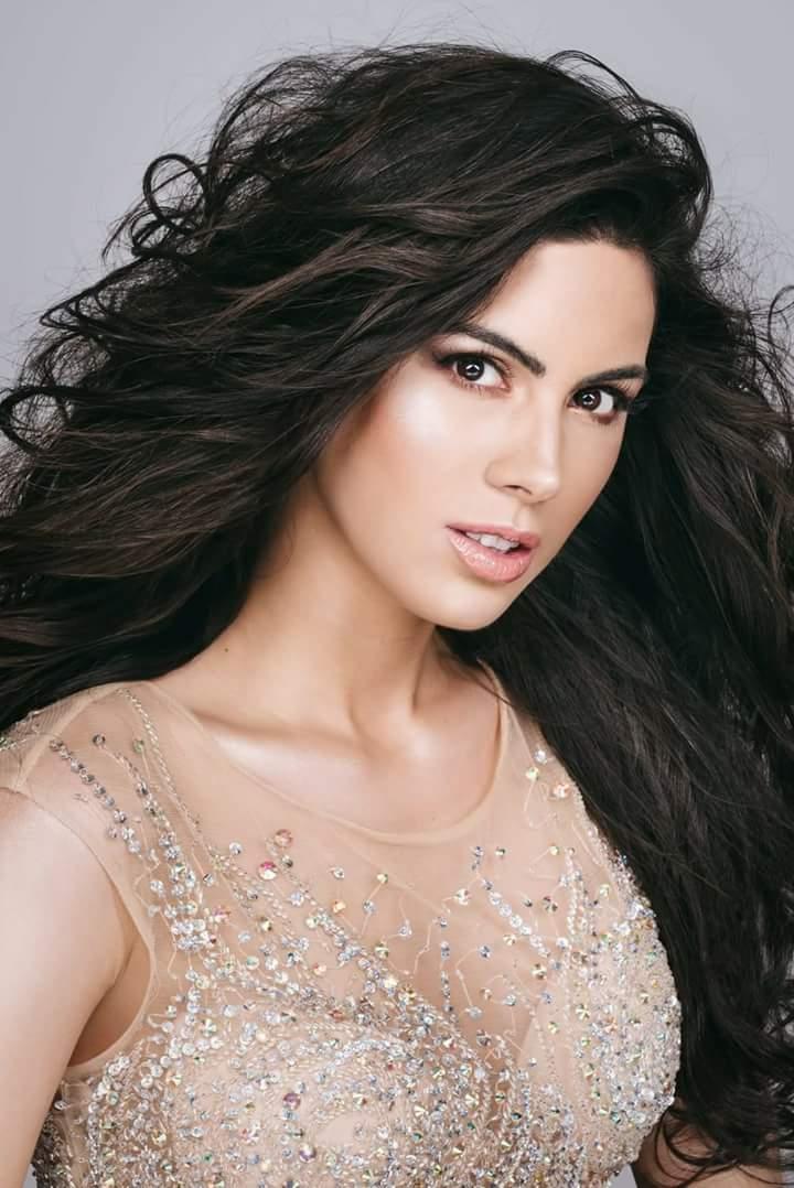 Adriana Paniagua Candidata a Miss Nicaragua 2018