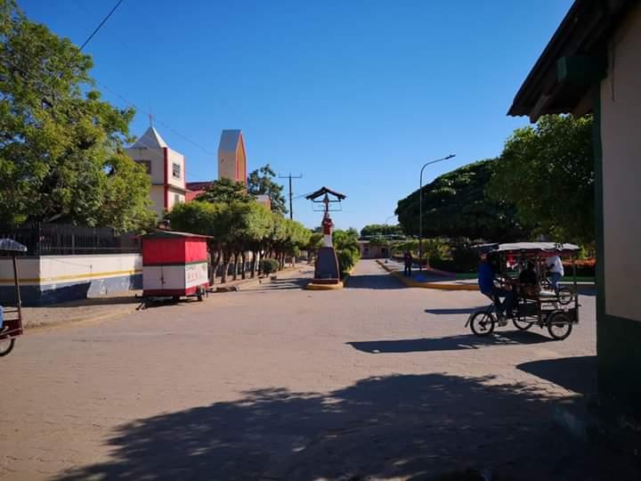 parque de Somotillo, Chinandega