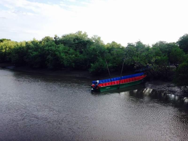 Puerto Morazán - municipio de Chinandega