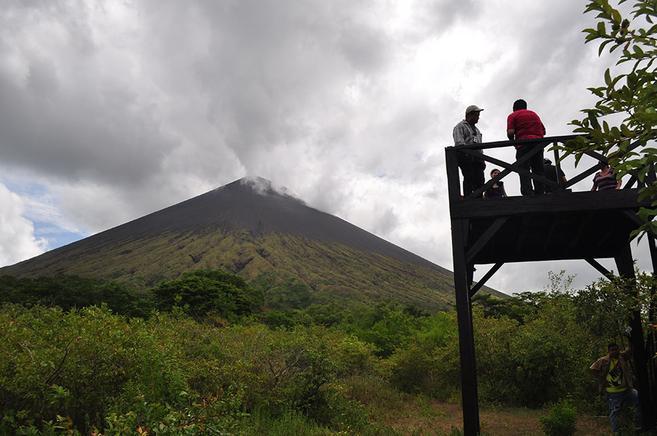 Mirador del Volcán San Cristóbal