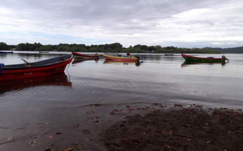 Puerto Corinto Chinandega Lluvias