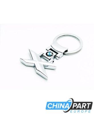 BMW X Serijos raktų pakabukas (Sidabrinis)