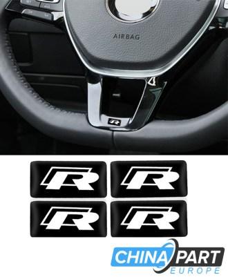 R Line Ženkliukas emblema (Mini)